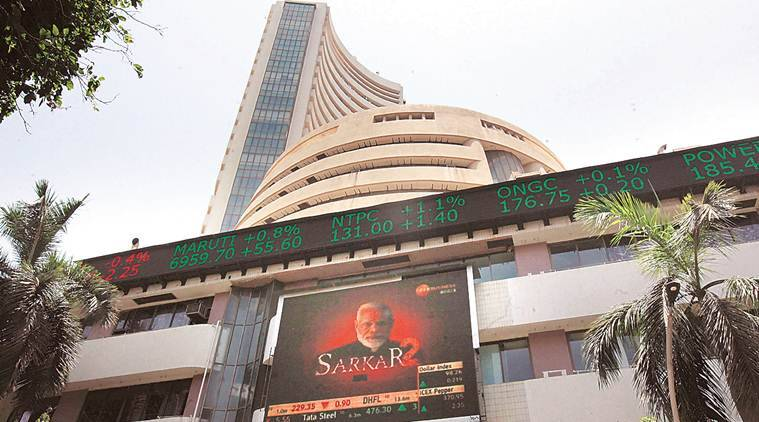 Sensex, Nifty rebound on positive global cues; Rupee rises 55 paise to 70.85 against US Dollar