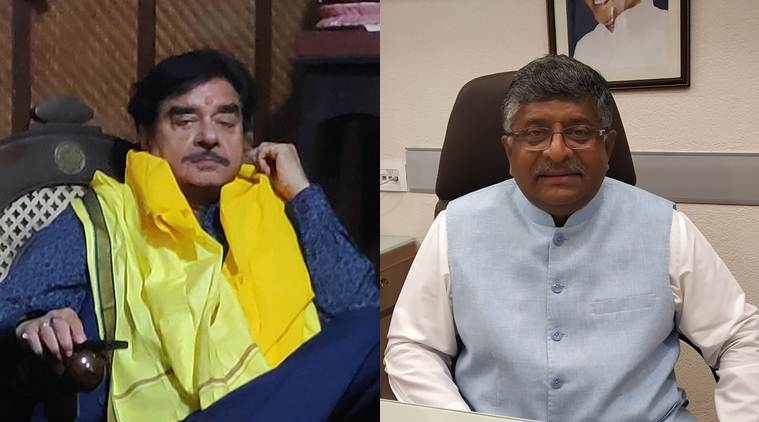 Patna Sahib: The Kayastha factor makes it a neck-and-neck fight between Shatrughan, Ravi Shankar