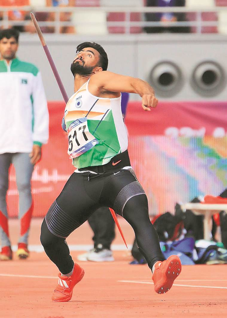 Neeraj chopra, Shivpal Singh, Neeraj chopra Javelin throw, Shivpal Singh javelin throw, javelin throw sports, athletics india, india athletics news, sports news, Indian Express