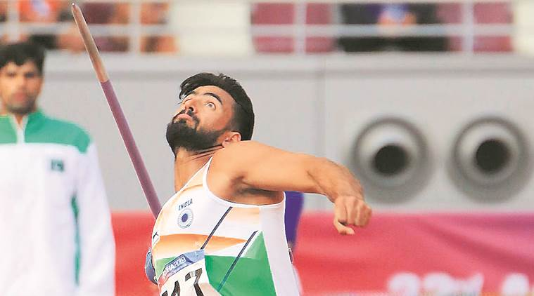 Shivpal Singh to compete in Diamond League