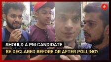Should a PM candidate be declared before or after polling?