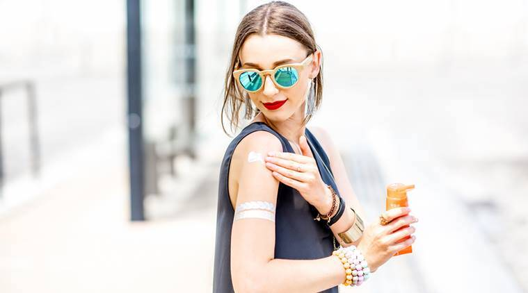 sunscreen, healthy skin, skincare tips, indian express