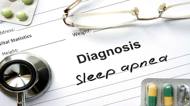 sleep apnea, world hypertension day, hypertension causes, indian express
