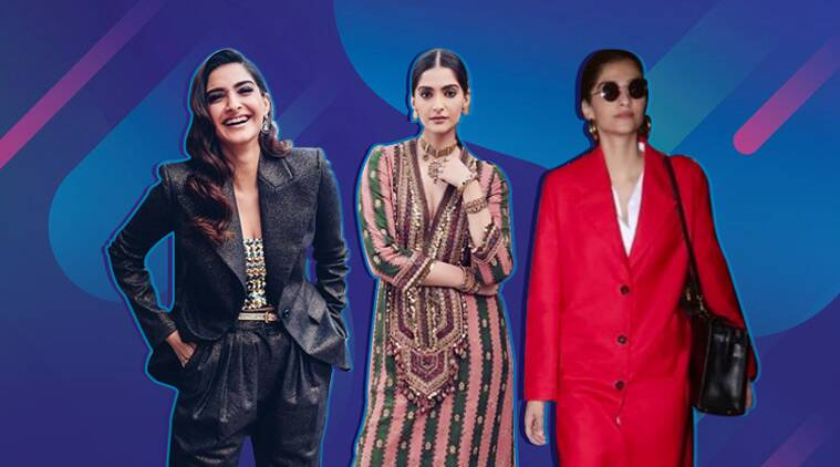 Sonam Kapoor is a bona fide style icon; here's a look at her recent appearances
