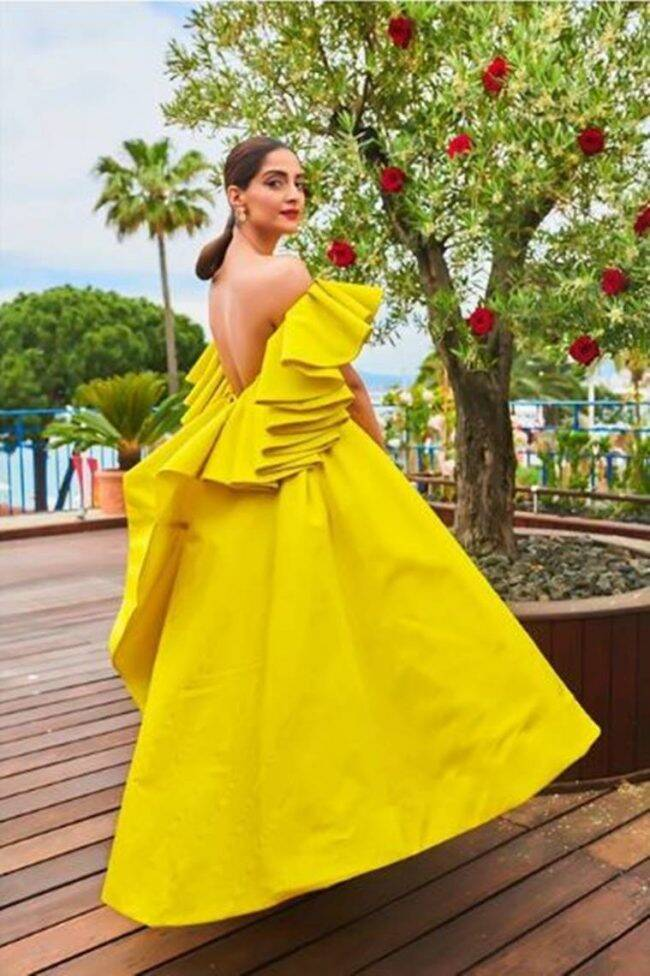 fashion hits and miss, bollywood style file, sonam kapoor, huma cannes 2019,