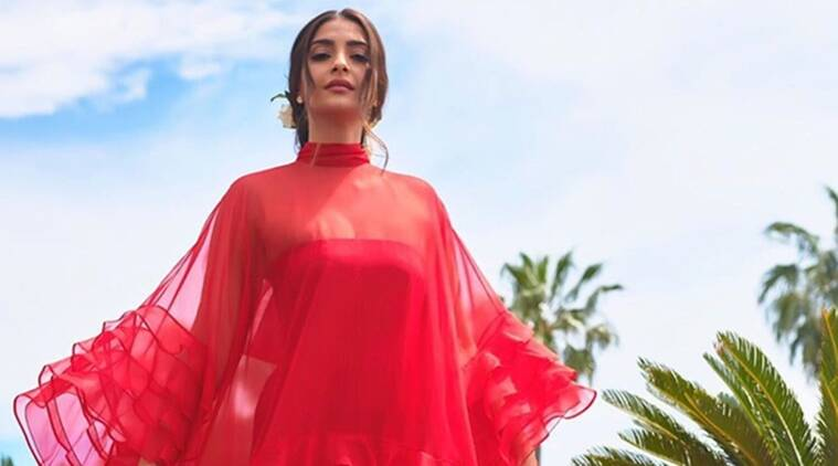 Sonam Kapoor's first look from Cannes 2019 is here
