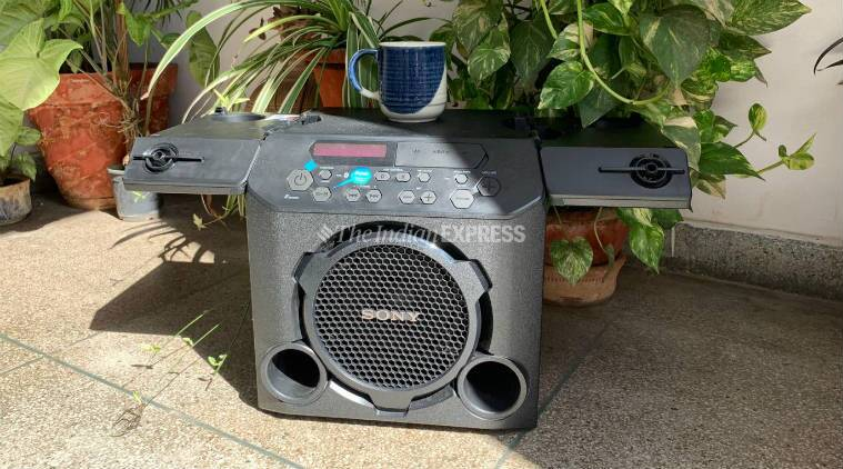 Sony GTK-PG10 review: A party speaker that serves more than you want