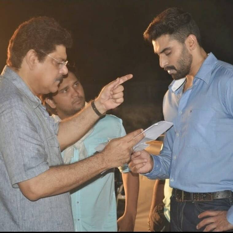 Sooryavanshi actor Nikitin Dheer with father Pankaj Dheer