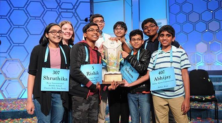 Record 7 Indian-origin students, 1 American win US National Spelling Bee