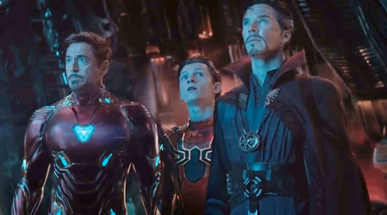 iron man spider man doctor strange avengers photos