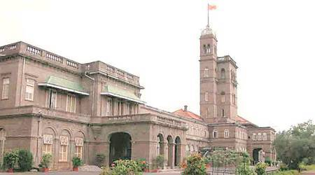 Pune sppu students, MCQ format, final-year exams, Pune news, Indian express news
