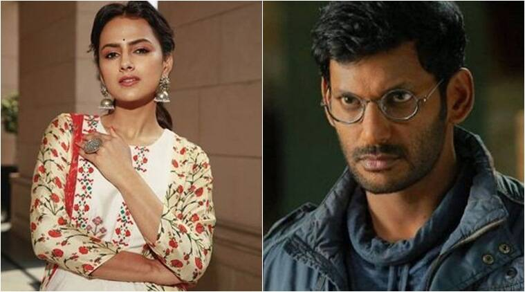 shraddha srinath and vishal