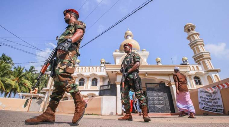Sri Lanka blocks Facebook, WhatsApp after mosque attacked
