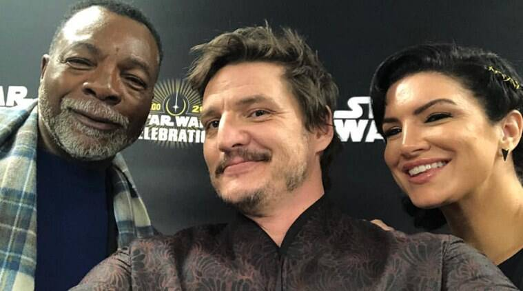 Pedro Pascal will be playing the lead in the Star Wars franchise upcoming Disney+ series, The Mandalorian
