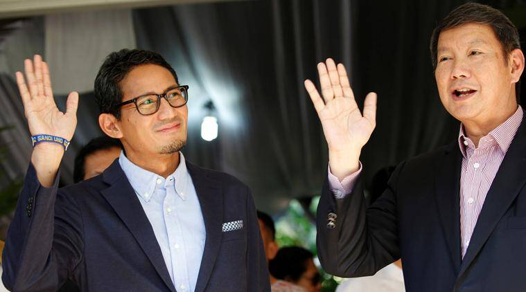 Losing Indonesian candidate challenges election in court