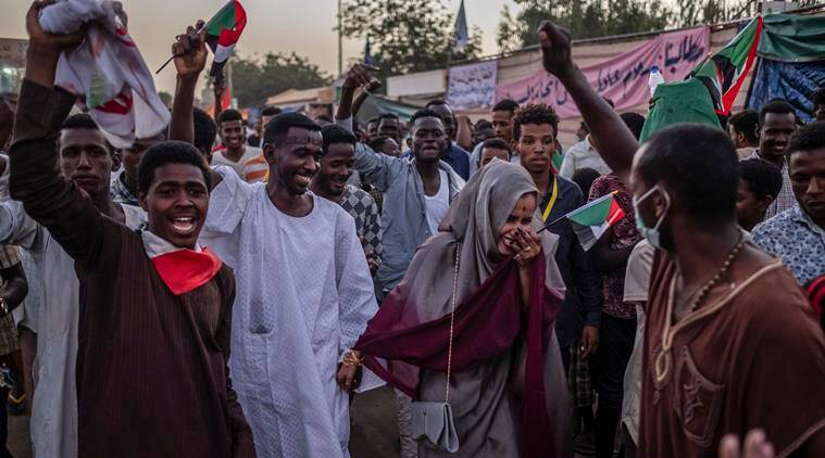 Sudan, Sudan protests, Sudan general, Sudan crisis, Sudan violence, Sudan rape cases, Mohamed Hamdan, Sudan Mohamed Hamdan, Sudan military, World news, Indian Express, latest news