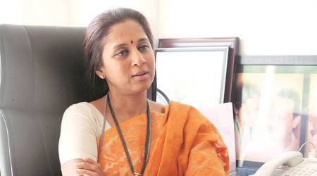Supriya Sule, Supriya Sule Nashik, RBI decision, RBI, RBI cash transfer,1.76 crore dividend approved, indian economy, india news, indian express