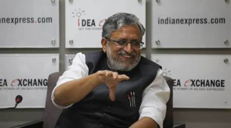 sushil kumar modi express interview on bihar politics, lalu prasad, bjp and lok sabha elections