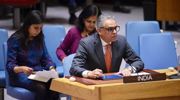 united nations, united nations general assembly, syed akbaruddin, nigeria, easter bombings, sri lanka, world news, indian express