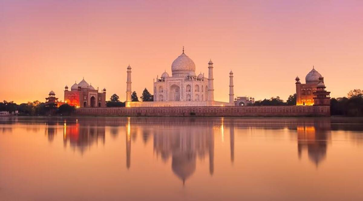 taj mahal, travel destination, indian travellers, indian express, indian express news