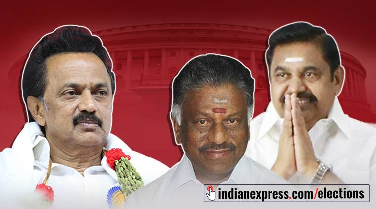 Tamil Nadu Lok Sabha Election Results 2019: