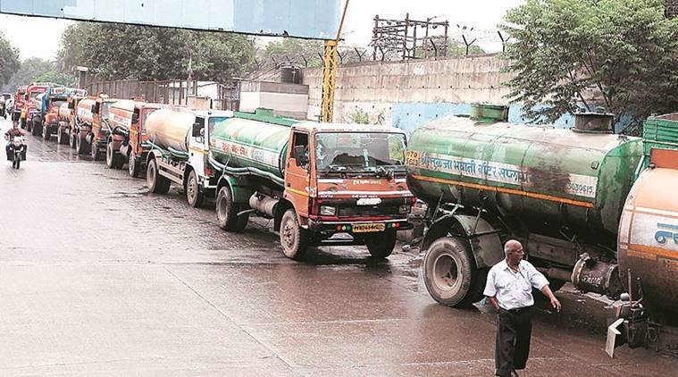 Demand for water tankers highest in Maharashtra in five years