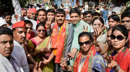 tej bahadur yadav, tej bahadur yadav quits jjp, haryana assembly election, haryana assembly poll results, bsf constable quits jjp, Jannayak Janta Party, JJP bjp alliance, indian express, haryana elections