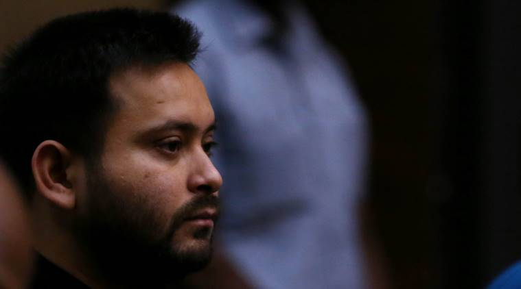 Tejashwi Yadav, RJD, tejashwi yadav working, Lalu yadav's absence, Lalu prasad yadav, Bihar politics, RJD news, Bihar news, election news, bihar election, Lok sabha elections 2019, Bihar government, How tejashwi yadav emerged, India news, Indian express