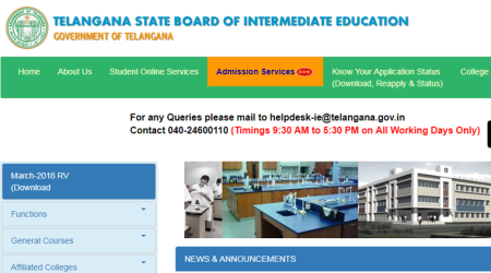 manabadi, ts inter result, telangana inter result date, manabadi ts inter result 2019, TS reevaluation result, ts inter goof up result, www.bse.telangana.gov.in, manabadi.com, TS inter result, ts inter revaluation result, schools9.com, telangana board 12th reevaluation result, ts ssc result, education news