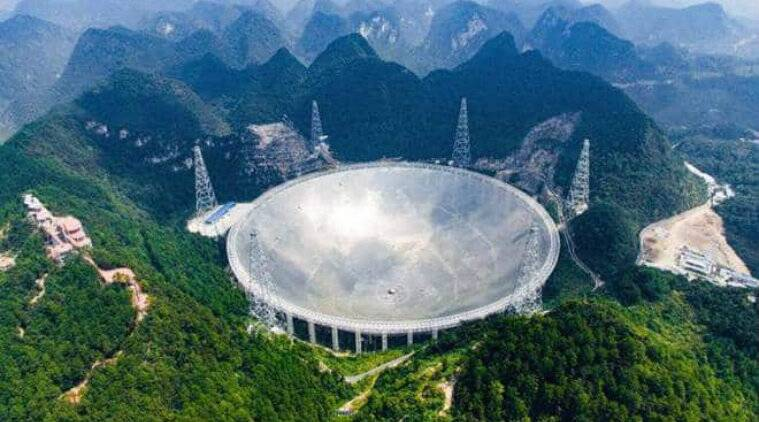 Brain of world's largest radio telescope designed
