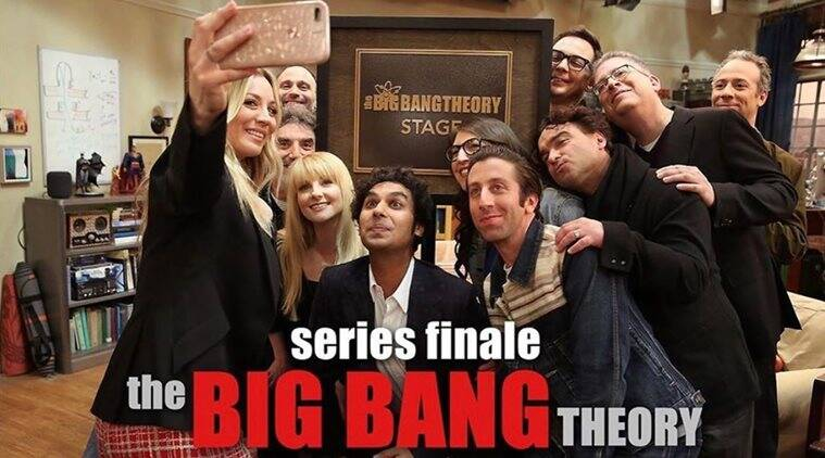 The Big Bang Theory cast on the show's end