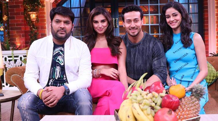 The Kapil Sharma Show preview Student of the Year 2 stars