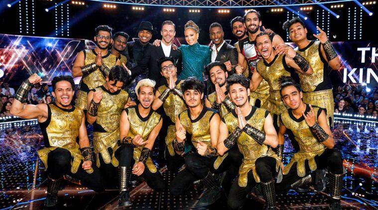 The Kings won World of Dance competition