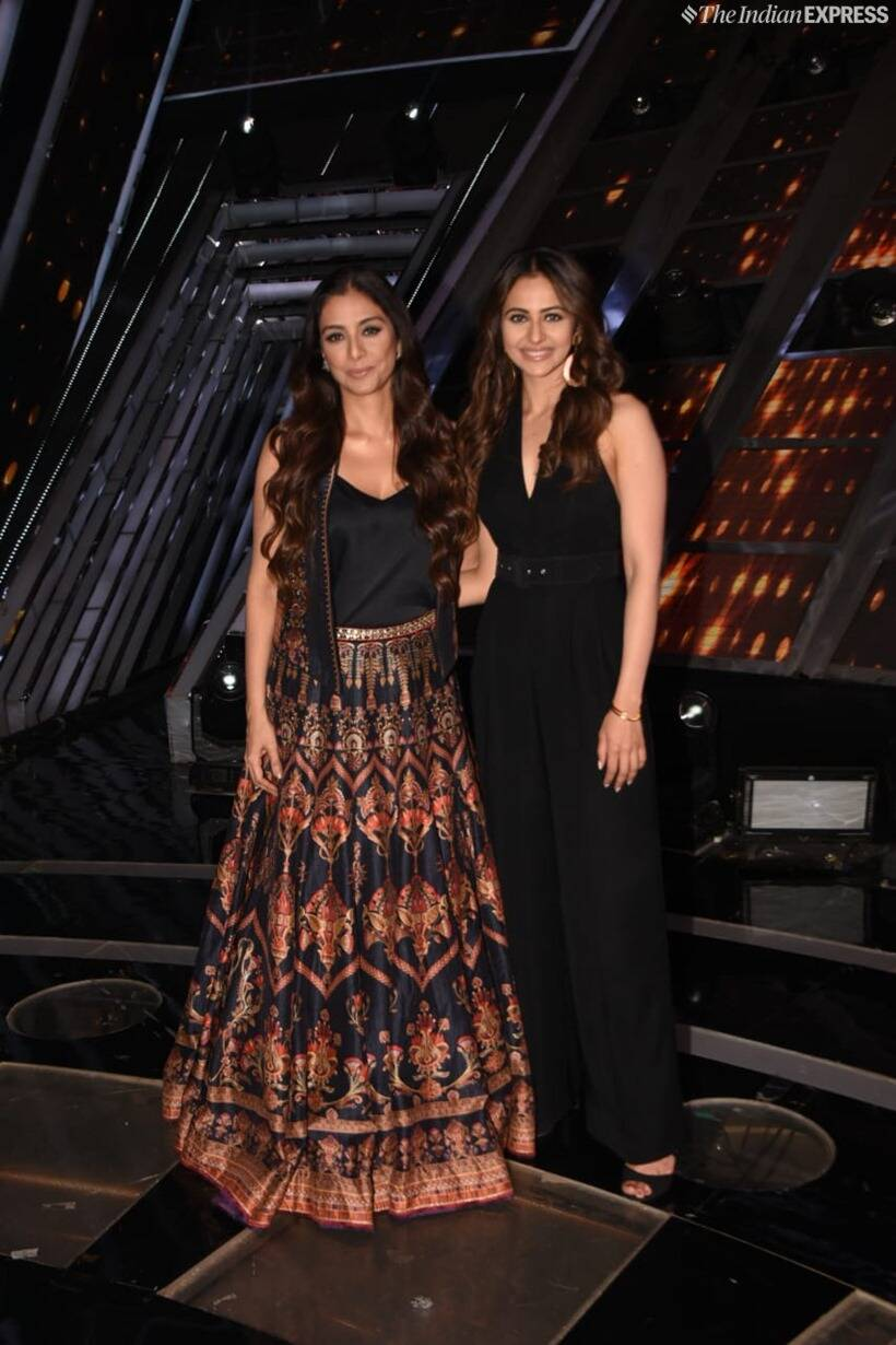 tabu and rakul preet photos