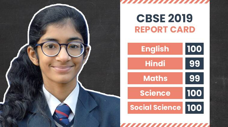 cbse, cbse 2019, cbse result, cbse 10th result, cbse X result, cbse X topper, cbse.nic.in, cbse 10th topper, cbse delhi topper, shivika, amity school, best school, cbse class 10 result 2019, education news