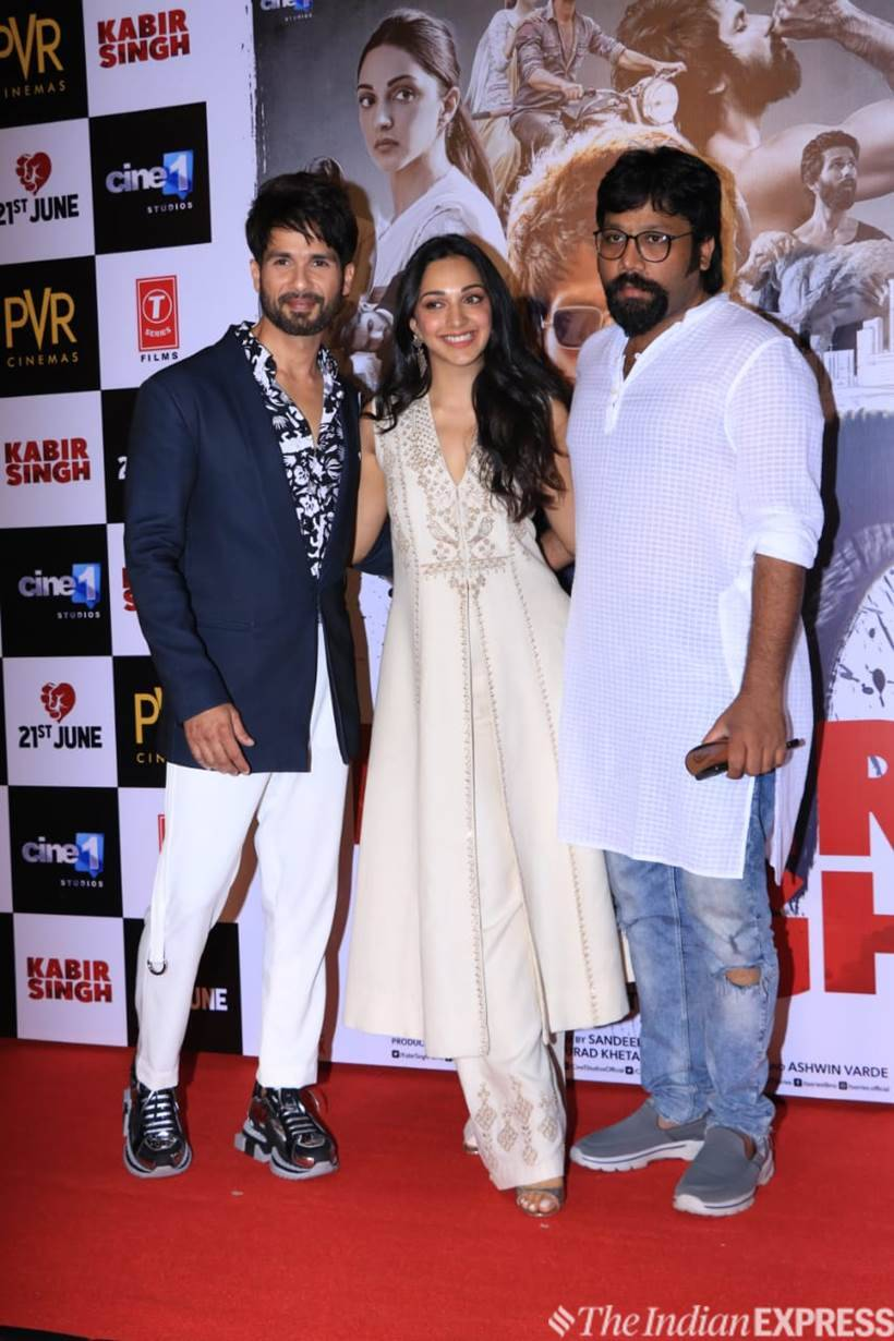 trailer launch kabir singh