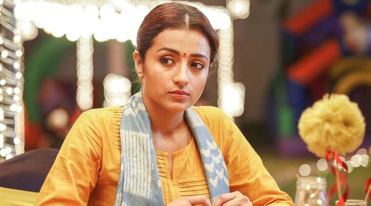 Happy birthday Trisha: What makes Kollywood's Janu stand out |  Entertainment News,The Indian Express