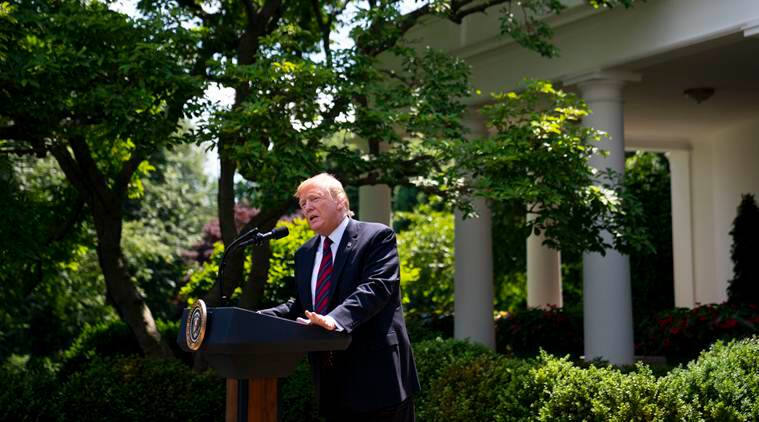 Why Donald Trump can't get enough of the Rose Garden