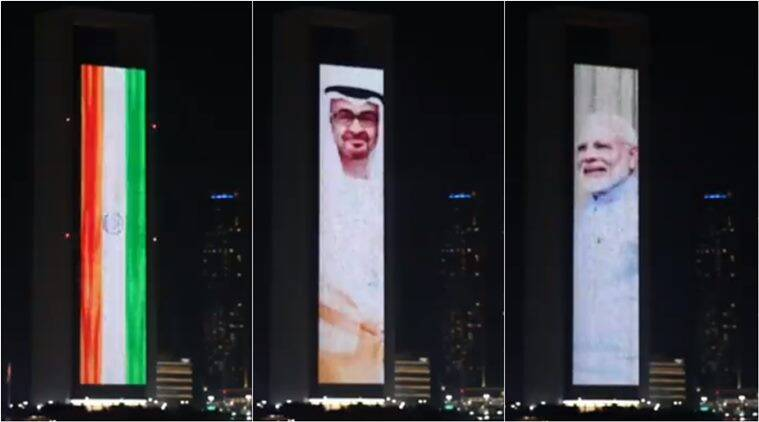 Watch: UAE celebrates Narendra Modi's swearing-in with his