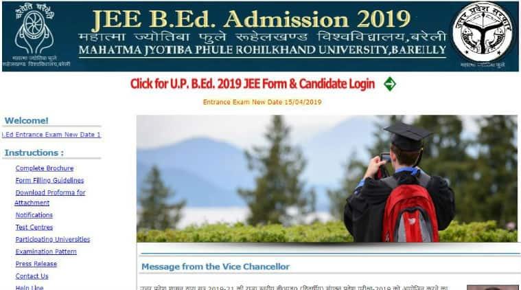 up bed jee 2019, up b.ed, b.ed, bed, up b.ed result, up b.ed results, Uttar Pradesh B.Ed JEE 2019, MJPRU, UP B.Ed JEE 2019, UP B.Ed 2019 Joint Entrance Examination, UP B.Ed, JEE, 2019, upbed2019.in, mjpru.ac.in, result, B.Ed entrance exam