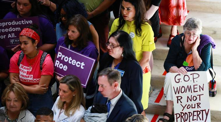US: States sue over rule allowing clinicians to refuse abortions