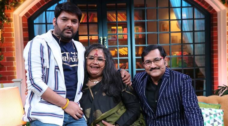 The Kapil Sharma Show: When Usha Uthup was called a 'bhoot