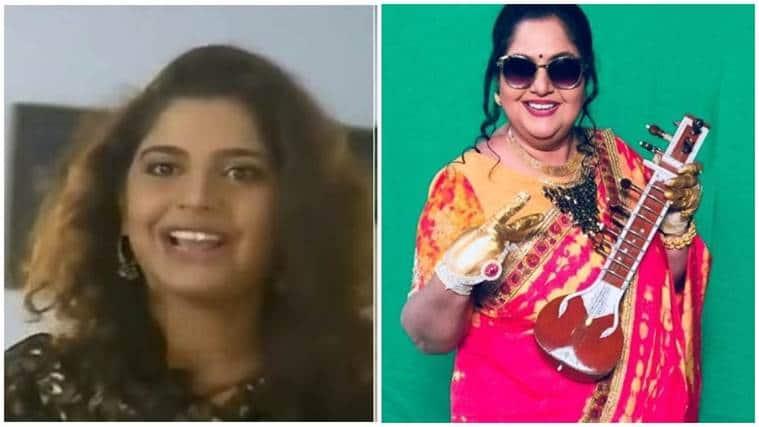 Vandana Pathak Hum Paanch The actors of Hum Paan...