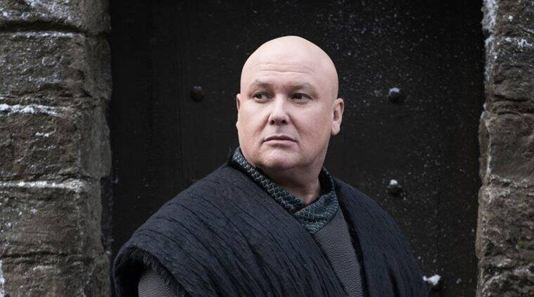 Conleth Hill on varys death