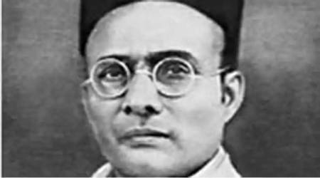 Tweet on Savarkar, Veer Damodar Savarkar, Congress, Sonia Gandhi, Mumbai news, Inquiry on tweet on Savarkar, indian express