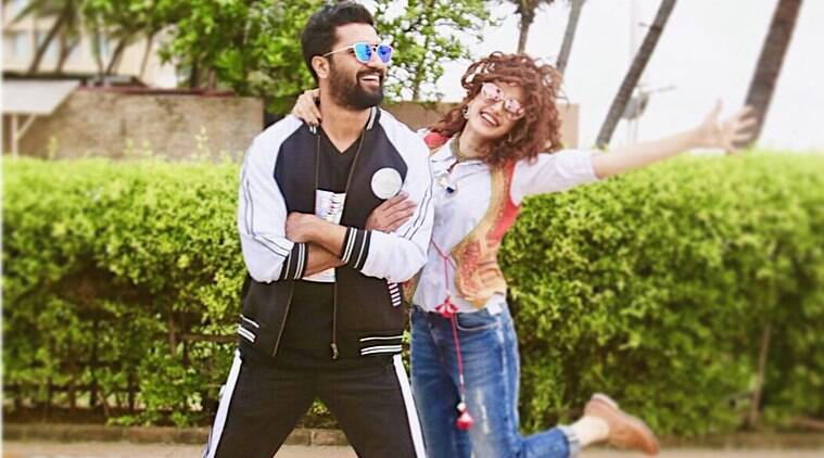 vicky kaushal taapsee pannu on neha dhupia show bffs with vogue