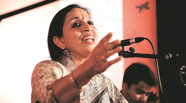 vidya shah, classical vocalist, music, art and culture, indian express
