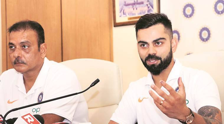 Virat Kohli press conference, Ravi Shastri press conference, Indian cricket team press conference, World Cup 2019, Kohli-Shastri press conference, India World Cup 2019 squad, cricket news