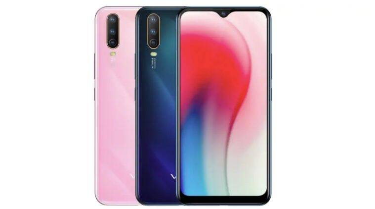 Vivo Z5x leaks: sports a punch hole display and a 5000mAh battery