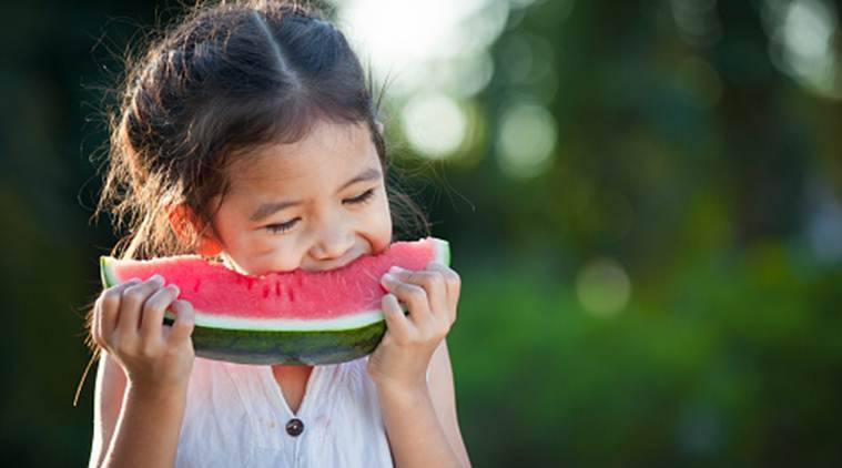 watermelon, summer fruit, healthy, dehydration, indian express, indian express news
